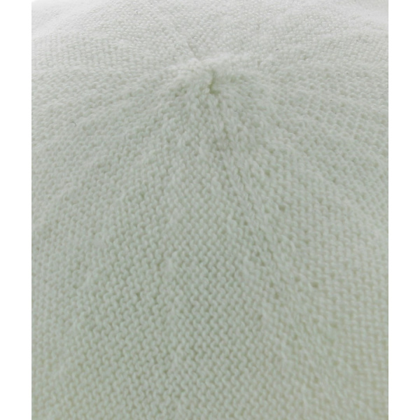 Summer Beret White cotton - Traclet