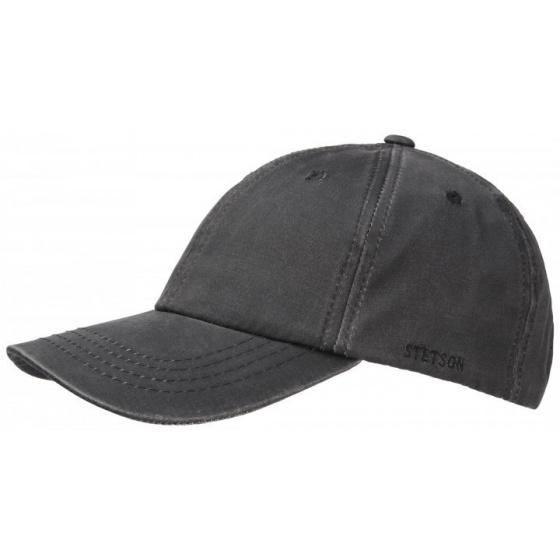 Statesboro Cap black Stetson