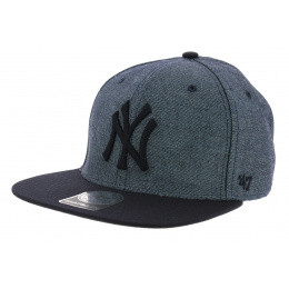 Snapback New York Yankees Bleu - 47 Brand