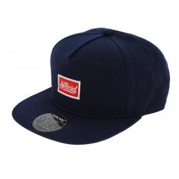 Pequeños Snapback Pequeños Navy Blue Cap - Official
