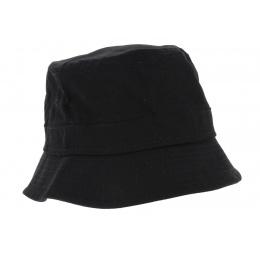 Bob Seasonal bucket Coton Noir - New Era