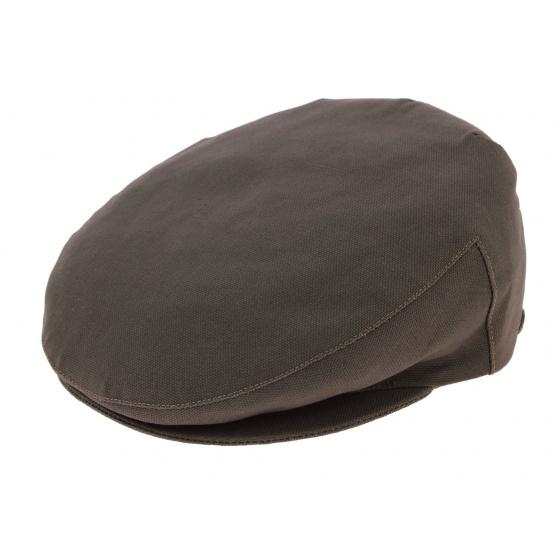 Edinburgh Cotton Taupe Cap - Mtm
