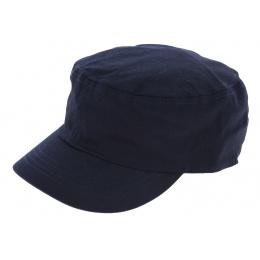 Casquette Army Kids Été Coton Bleu - Result Headwear
