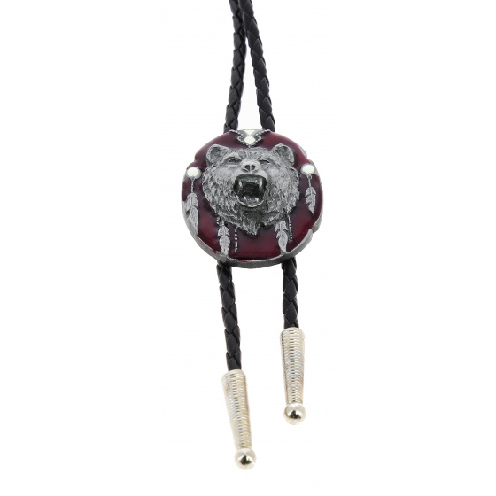 Bolo Tie Ours Indien