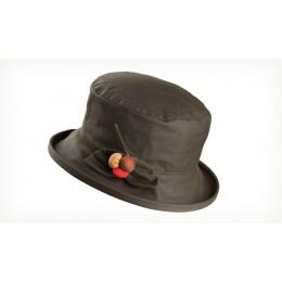 Chapeau de pluie Berry Wax  kaki - Olney