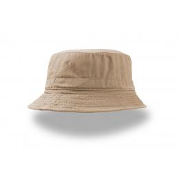 Chapeau Bob coton Forever beige - Atlantis