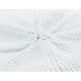 Beauval Cotton White Child Beret - Traclet