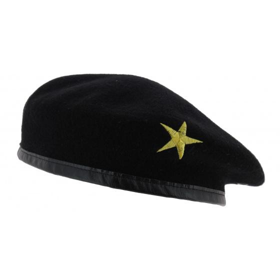Che Guevara yellow star beret