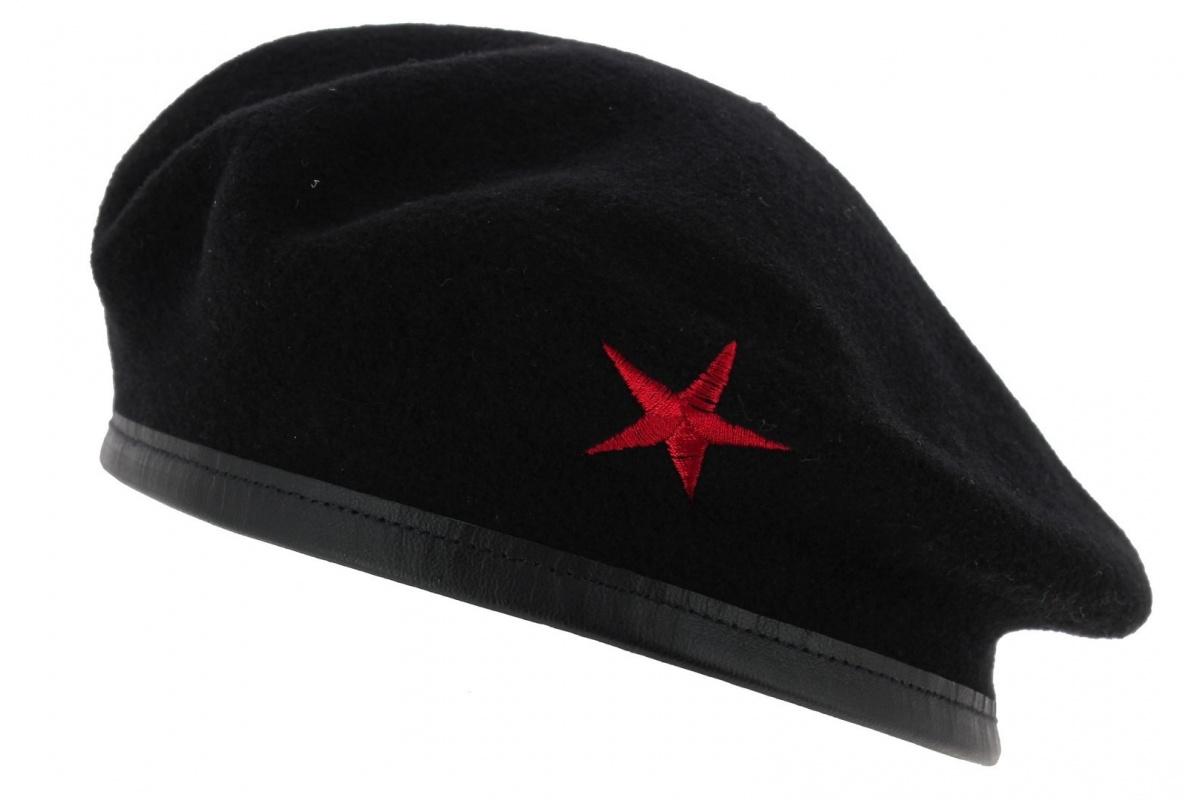 Béret militaire Che Guevara étoile rouge 98e632fd02c