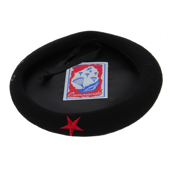 Black beret - Che guevara Red star