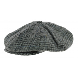 Irish Wexford Grey Wool Cap - Hanna Hats