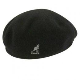 Béret Kangol - hiver 504 Noir