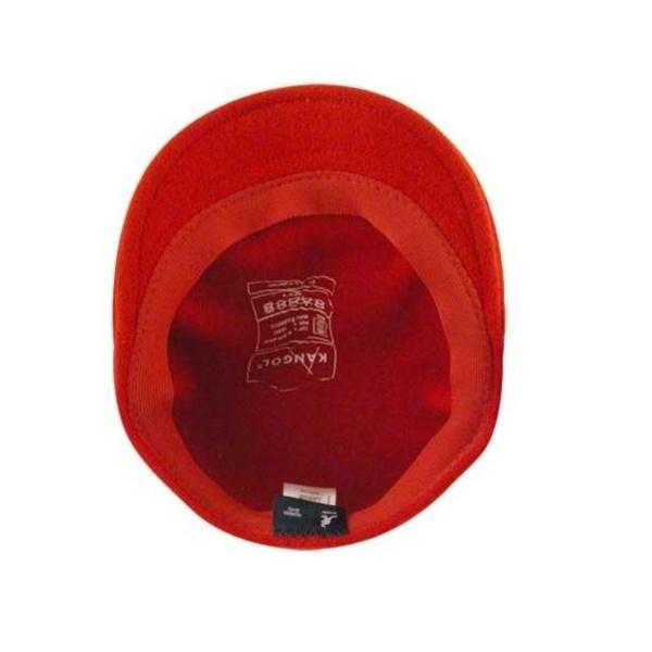 casquette Kangol Wool 504 Rouge