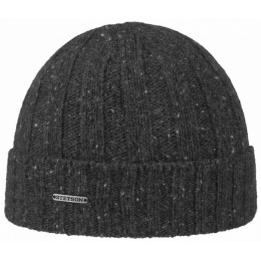 Bonnet Palesto Wool Gris - STETSON