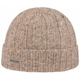 Bonnet Palesto Wool beige - STETSON