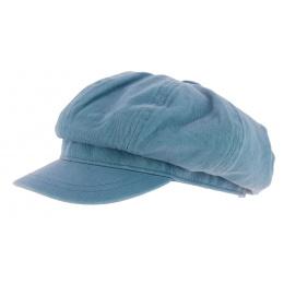 Cap Gavroche Cruz Cotton Light Blue - Aussie Apparel