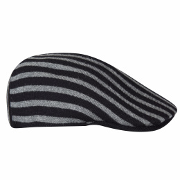 Duck Beak Marl Stripe Cap 507