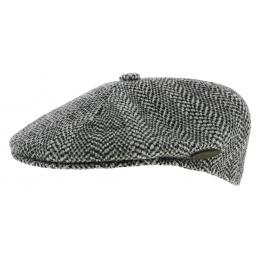 Casquette  Wool Herringbone Noir - Kangol