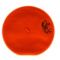 Boar Hunter Orange Beret- Le Béret Français