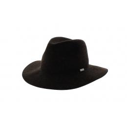 Chapeau baroudeur The Harmon Coal marron