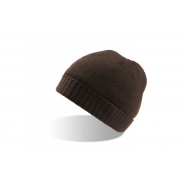 Bonnet Pascal enfant marron