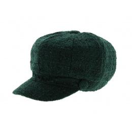 Green Merry gavroche cap
