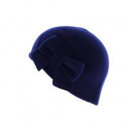 Béret Seine Bleu Nuit- Héritage par Laulhère