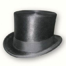 Chapeau haut de forme Castor