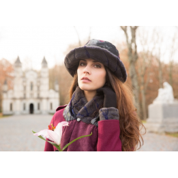 Chapeau femme LIMONIA