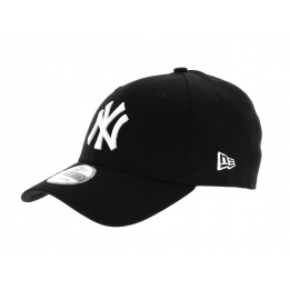 Baseball Cap NY Yankees-New Era 39Thirty League Bottom Black