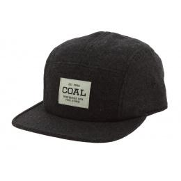 Casquette Strapback The Richmond laine Gris - Coal