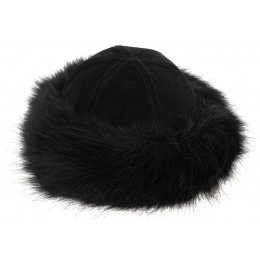 Fake Fur Lady Toque