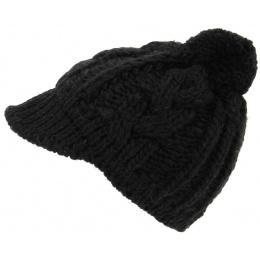 Bonnet casquette  Cublize Noir