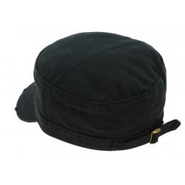 casquette toggi army cuir vert