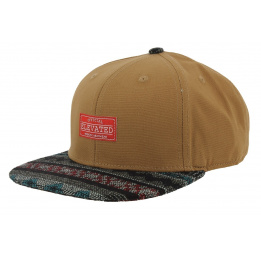 Casquette Strapback Elevated Marron - Official