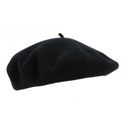Beret basque Elosegui Basica Noir