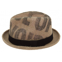 Player Hat Olé Toile de Jute Beige - ReHats