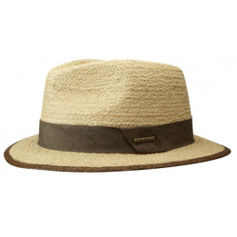 Chapeau traveller Smith paille - Stetson