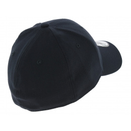 Casquette Baseball Fitted Patched Tone Marine - New Era