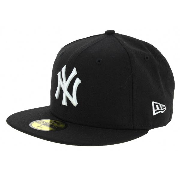 Snapback New York Yankees Laine Noir - 47 Brand