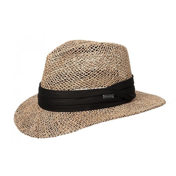 Chapeau Fedora Raffia