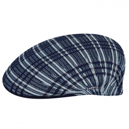 Rib Plaid 504 Cap