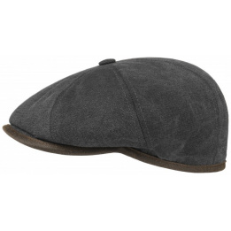 Casquette hatteras Maine gris - Stetson