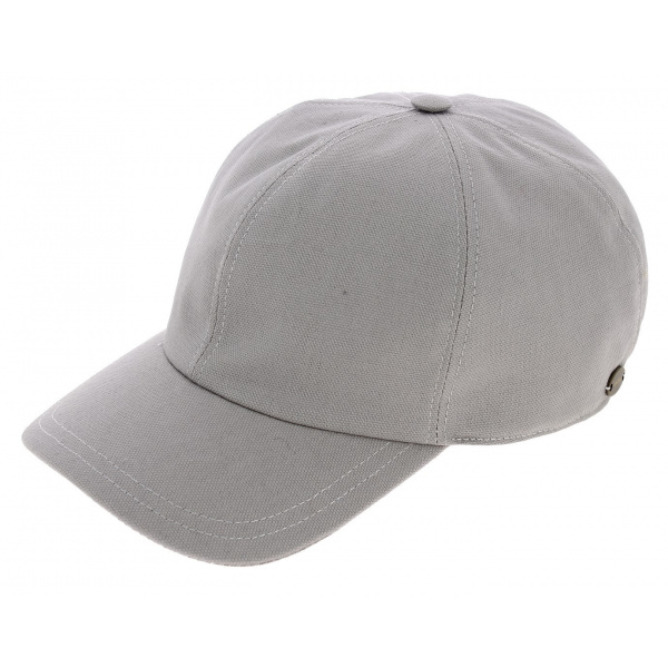 Baseball cap Strapback Akil Lin Grey - Mtm