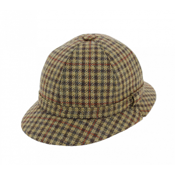 Bob Anglais Striker tweed marron - Olney