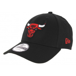 Casquette Strapback Bulls League NBA Noir - New Era
