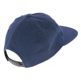 Casquette Snapback Triple Triangle Coton Bleu - Huf