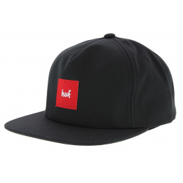 Cap Snapback Huf Choc Box Cotton Black - Huf