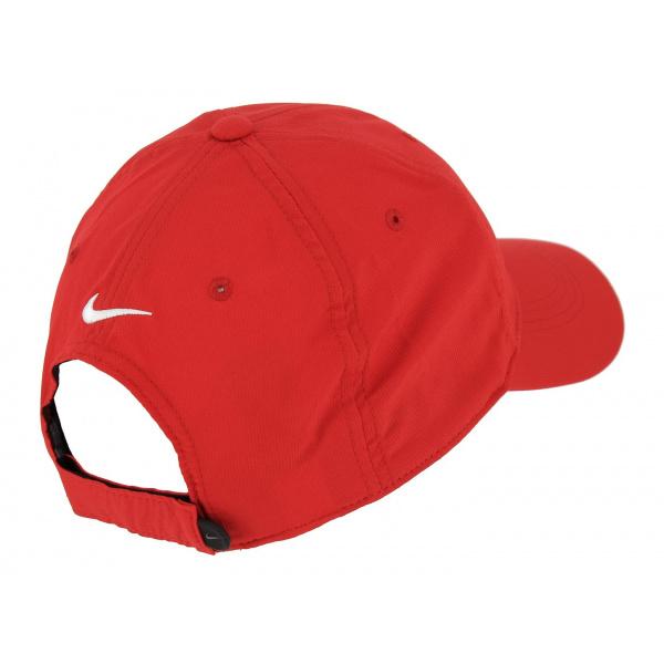 Casquette Baseball Strapback Golfer Rouge - Nike