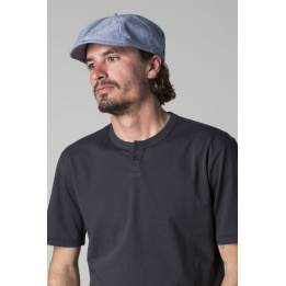 Brood Snap Light Blue Cap - BRIXTON